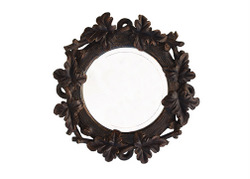 ANTLER-NEW-5591 OAK BLACK FOREST ROUND MIRROR-1.jpg